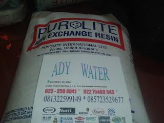 Jual Resin Purolite, Jakarta, Surabaya, Bekasi