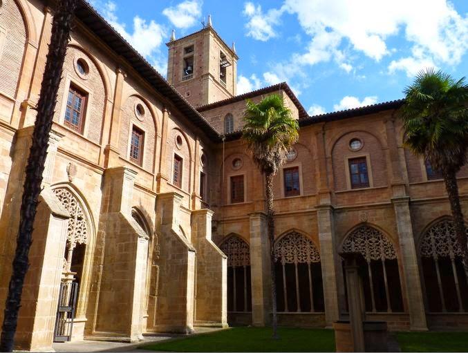 Claustro del Monasterio Santa María la Real.