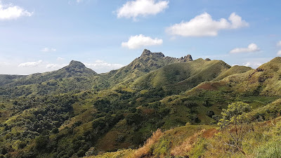 Mt. Batulao: First Mountain for 2017