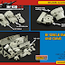 Eduard 1/48 Bf 109 G-6 General Info (Brassin Engine and Guns) (-19 B)