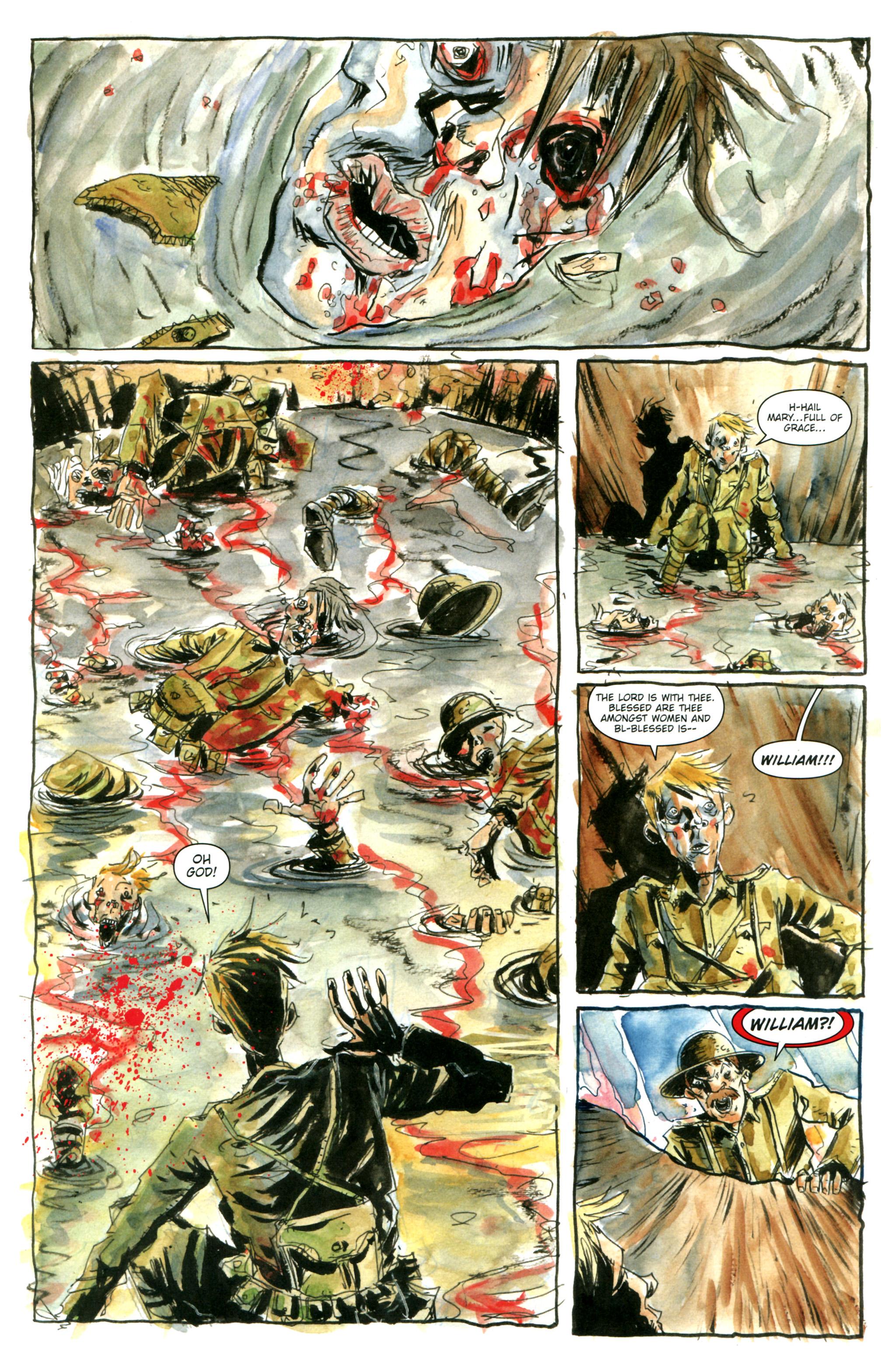 Read online Trillium comic -  Issue #1 - 4