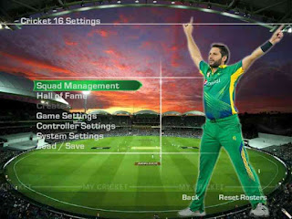 EA Sports Cricket 2016 Game Free Download