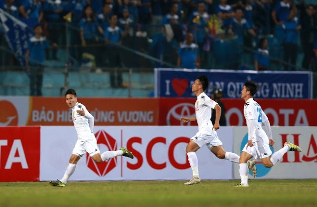 Khởi đầu thuận lợi ở V-League cho CLB Hà Nội và SHB Đà Nẵng