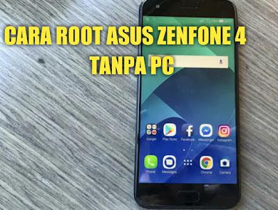 2 cara root asus zenfone 4 tanpa pc [Hp Racing]