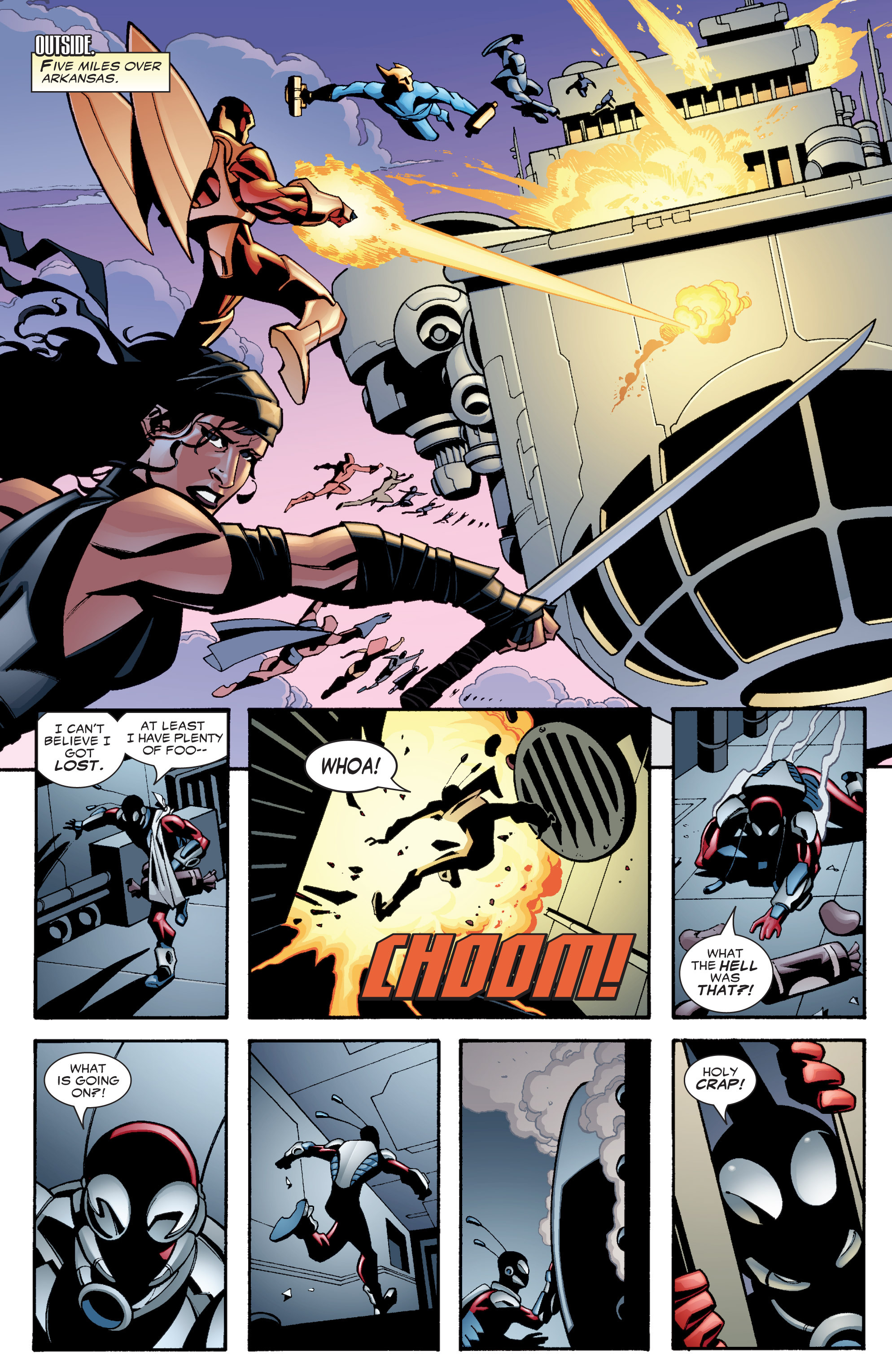The Irredeemable Ant-Man Issue #2 #2 - English 9