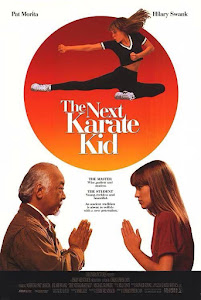 The Next Karate Kid Poster