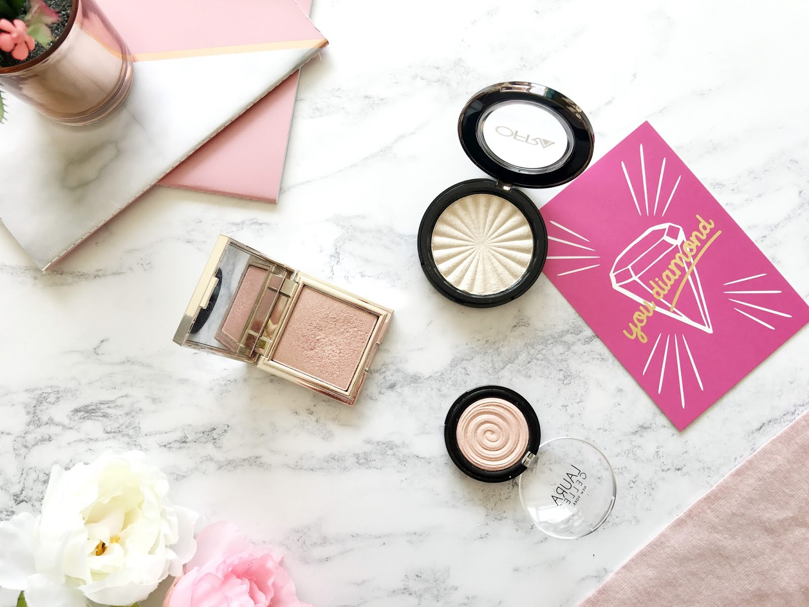 Get that Glow with My Favourite Highlighters