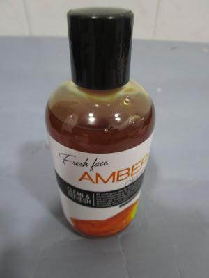 Imagern Limpiadora Amber de Fancy Handy
