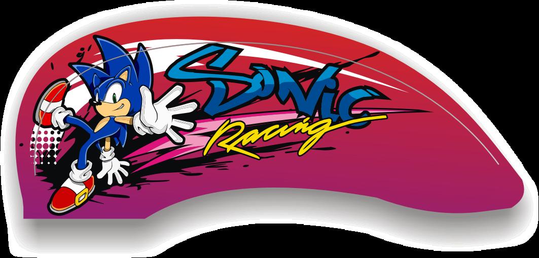 Gambar Stiker Sonic Keren World Bikes
