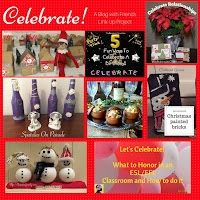 Blog With Friends, a multi-blogger project based post incorporating a theme. December 2017 theme is Celebrate | Featured on www.BakingInATornado.com