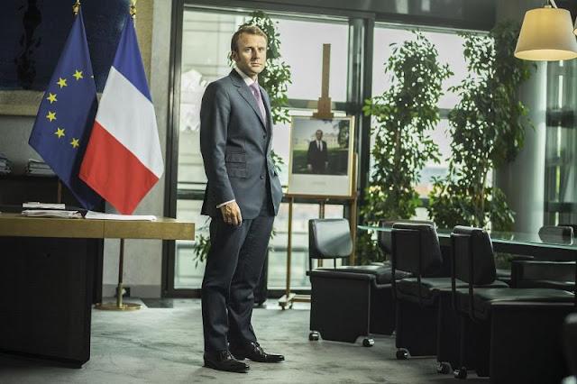 ما لا تعرفه عن إيمانويل ماكرون أصغر رئيس لفرنسا
