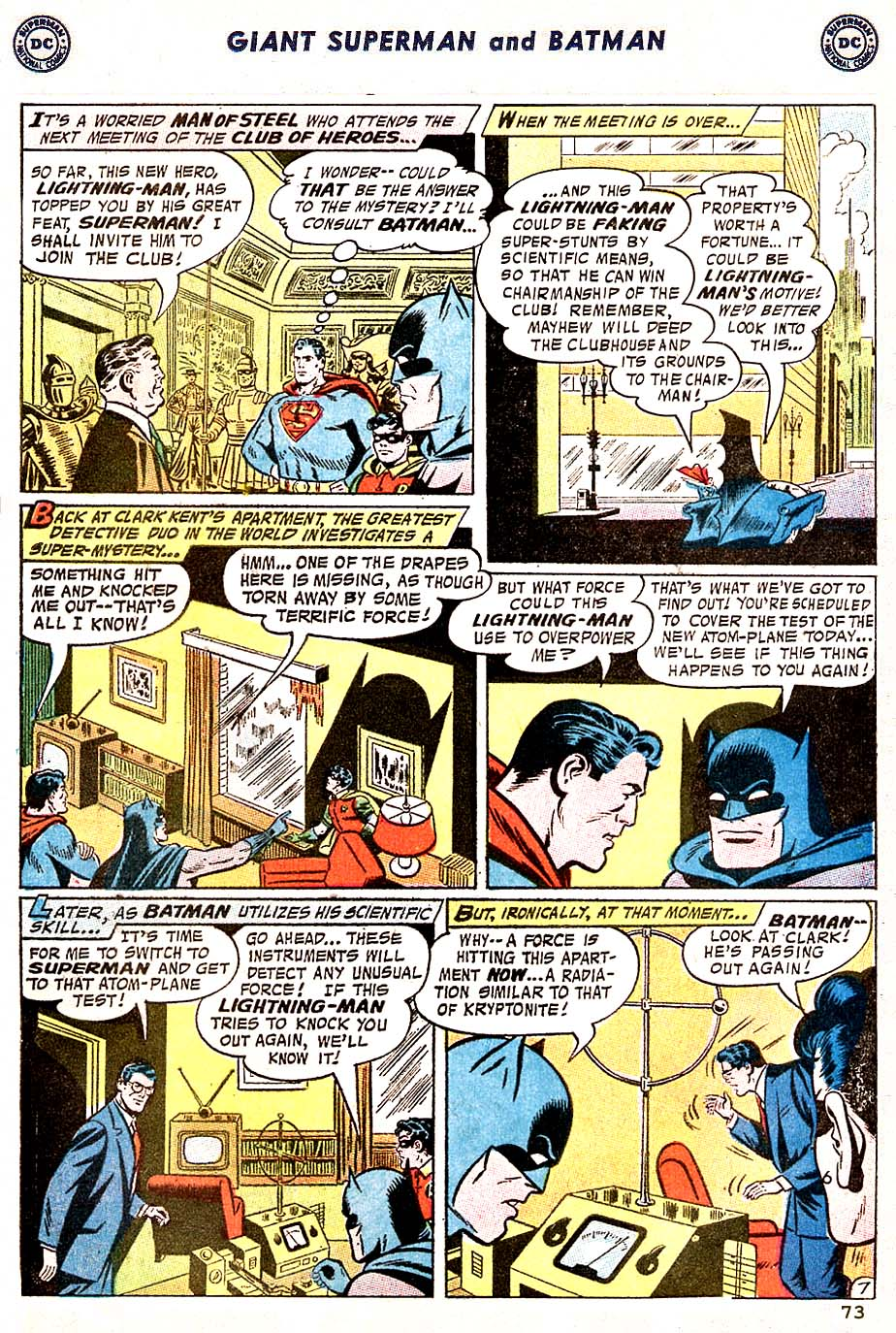 Read online World's Finest Comics comic -  Issue #179 - 75