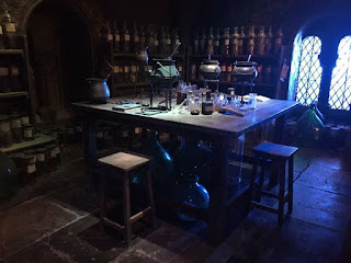 Harry Potter studio tour Leavesden