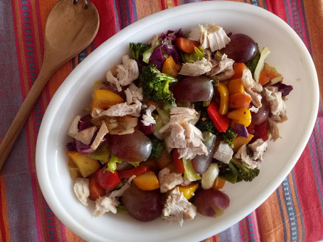 Chicken Vegetable salad