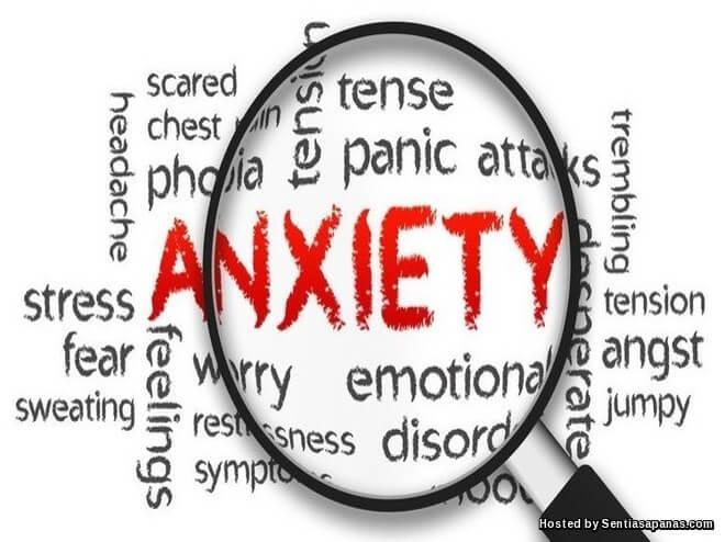 Ketahui Jenis-jenis Penyakit Anxiety