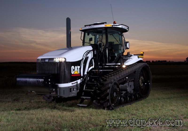 Tractors Farm Machinery Challenger Mt 875b
