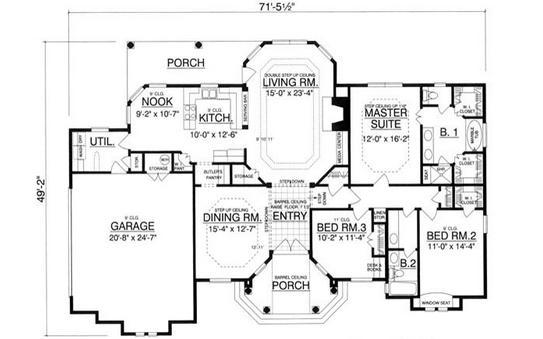 Planos casas modernas planos de casas de 140 metros cuadrados for Casa moderna 140 m2