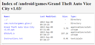 Download Page for Gta 4 apk and data