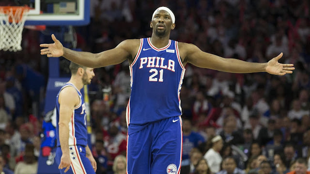 NBA : UNDER ARMOUR FAIT DE JOEL EMBIID LE PIVOT LE MIEUX PAYÉ