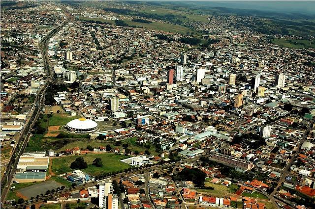 Anápolis é a sexta maior cidade do Centro Oeste em 2016