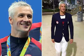 US Swimmer Ryan Lochte Held At Gunpoint During Party After Olympic Win