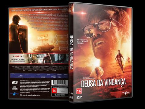 Capa DVD Deusa da Vingança [Exclusiva]