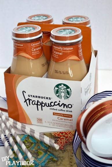 Starbucks Frappucino Bottles