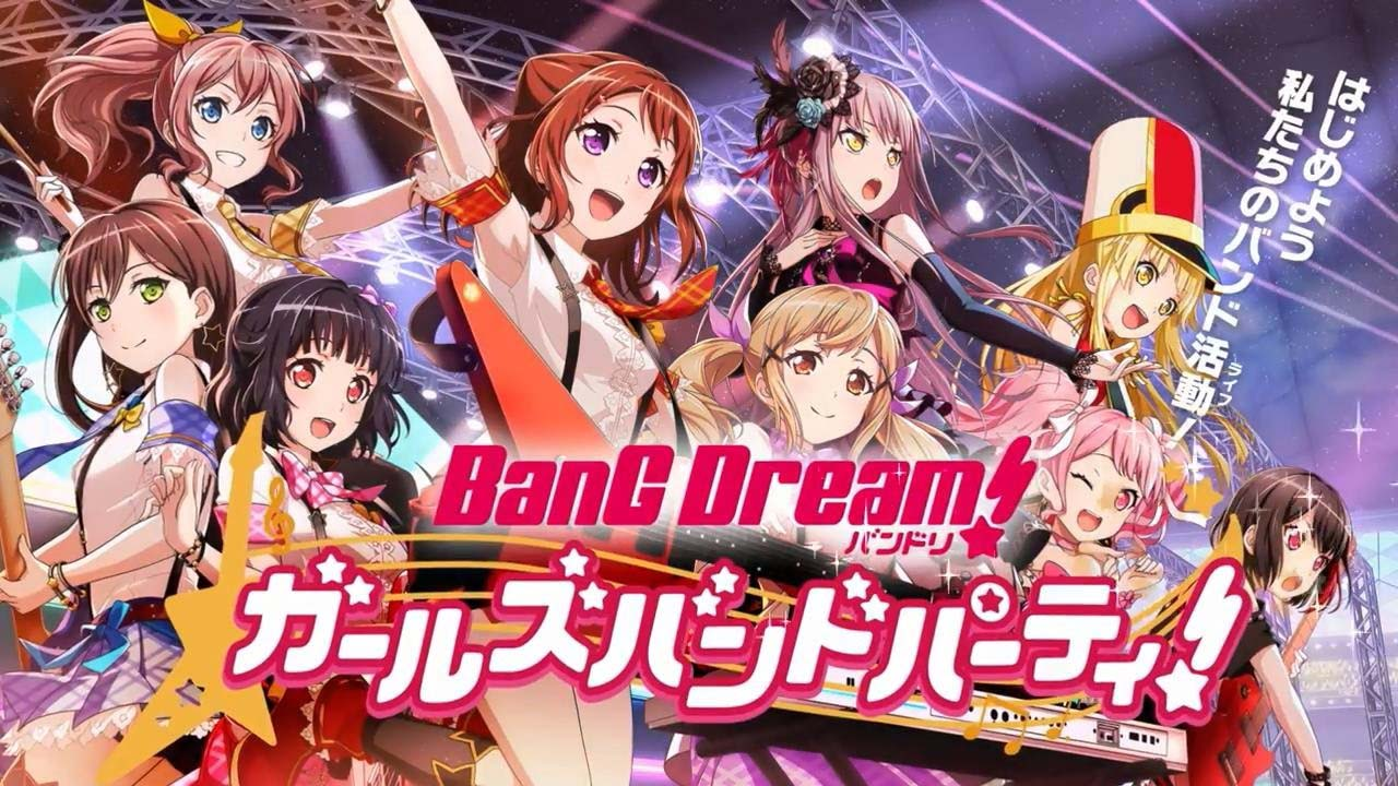BanG Dream! Season 2 Episode 8 Subtitle Indonesia