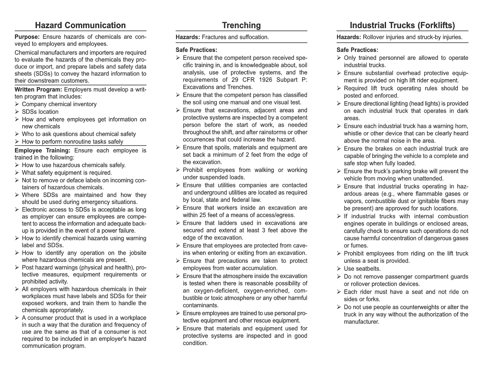PDF]The Best 33 Safety Topics for Daily Toolbox Talk in PDF