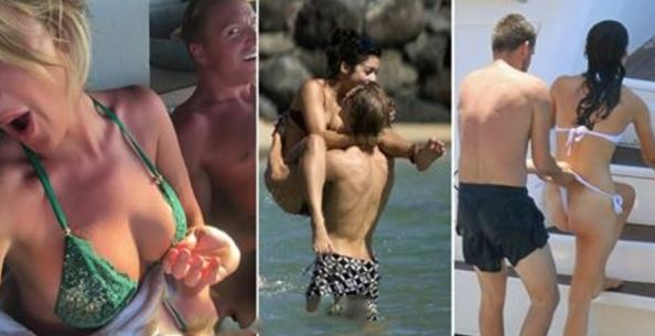 7 Disgusting PDA Images of Hollywood Stars That Went Viral! #4 Is Unbelievable!