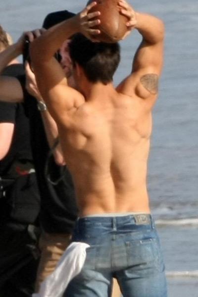 Taylor Lautner Ass 35