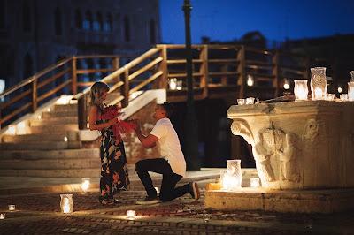 proposta di matrimonio foto