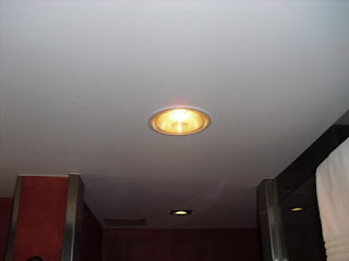 Đèn sưởi âm trần phòng tắm Hải Phòng
