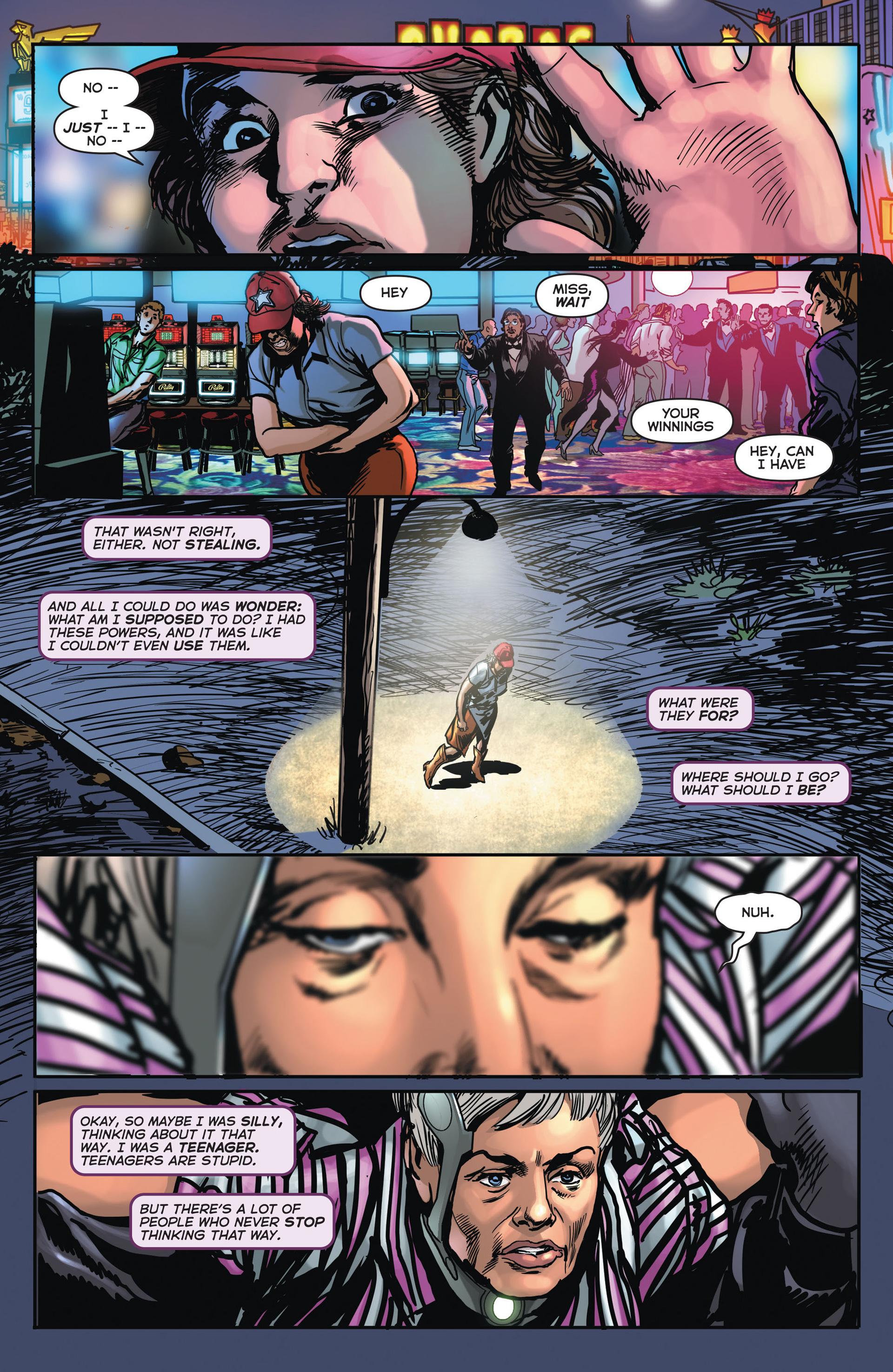 Read online Astro City comic -  Issue #4 - 10