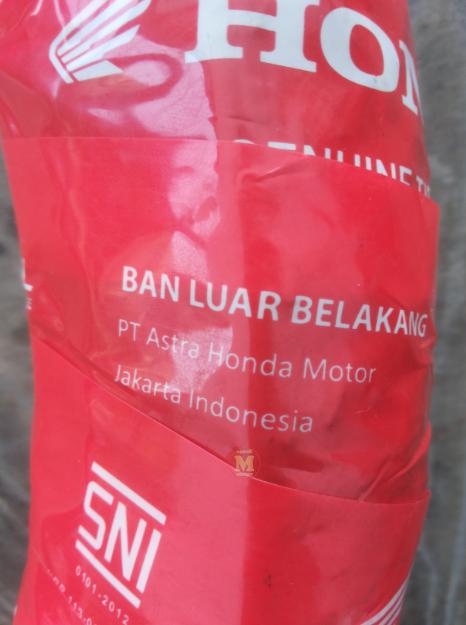 Ban Luar Standar Bebek Honda - Federal FT137