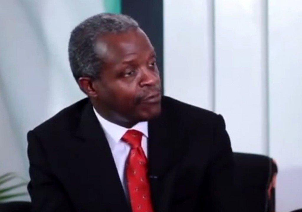 Buhari's Vice-Osinbajo