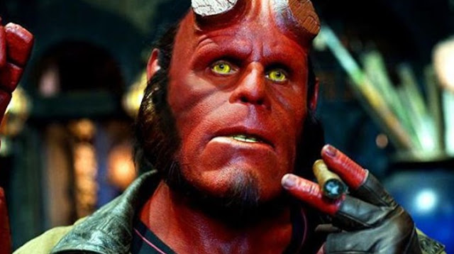 Film Hellboy - Rilis 12 April 2019