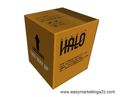 carton box packaging