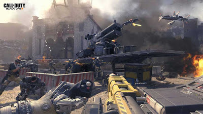 Download Call of Duty Black Ops III-RELOADED