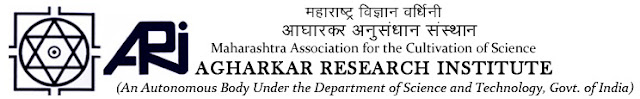 Job position in Agharkar Research Institute Pune