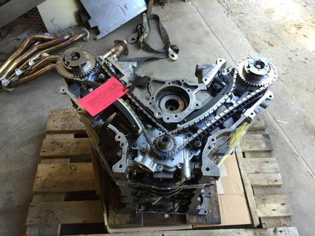 The Metal Shop Saleen S331 Engine Swap Upgrade