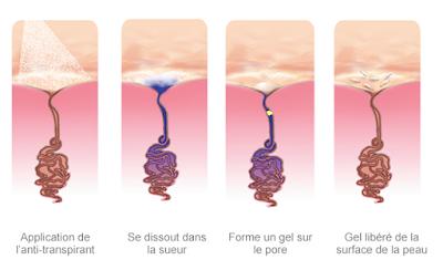 Les différences entre déodorant et antisudorifique
