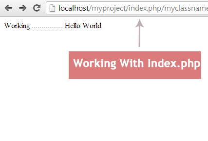 Codeigniter Index php Remove using Htaccess [Working] My Codde