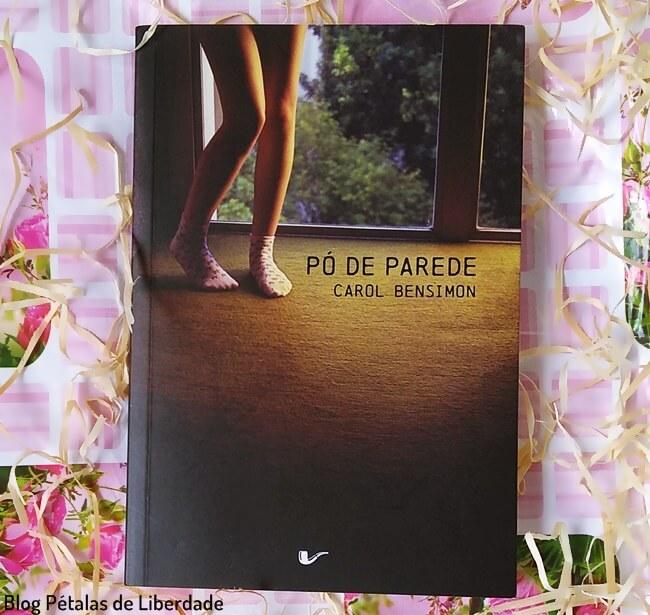 livro,Po-de-parede, Carol-Bensimon,