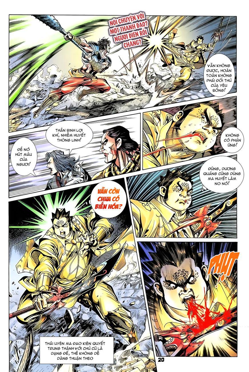 Đại Đường Uy Long chapter 79 trang 27