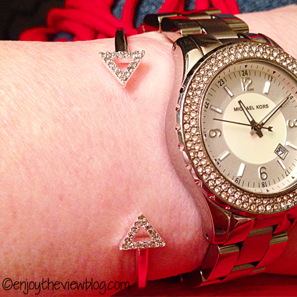 Last Week on Instagram #1 - Love this bracelet from Stella & Dot! Adjusts to fit any size wrist!