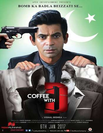 Coffee with D 2017 Hindi 650MB HDRip 720p ESubs HEVC
