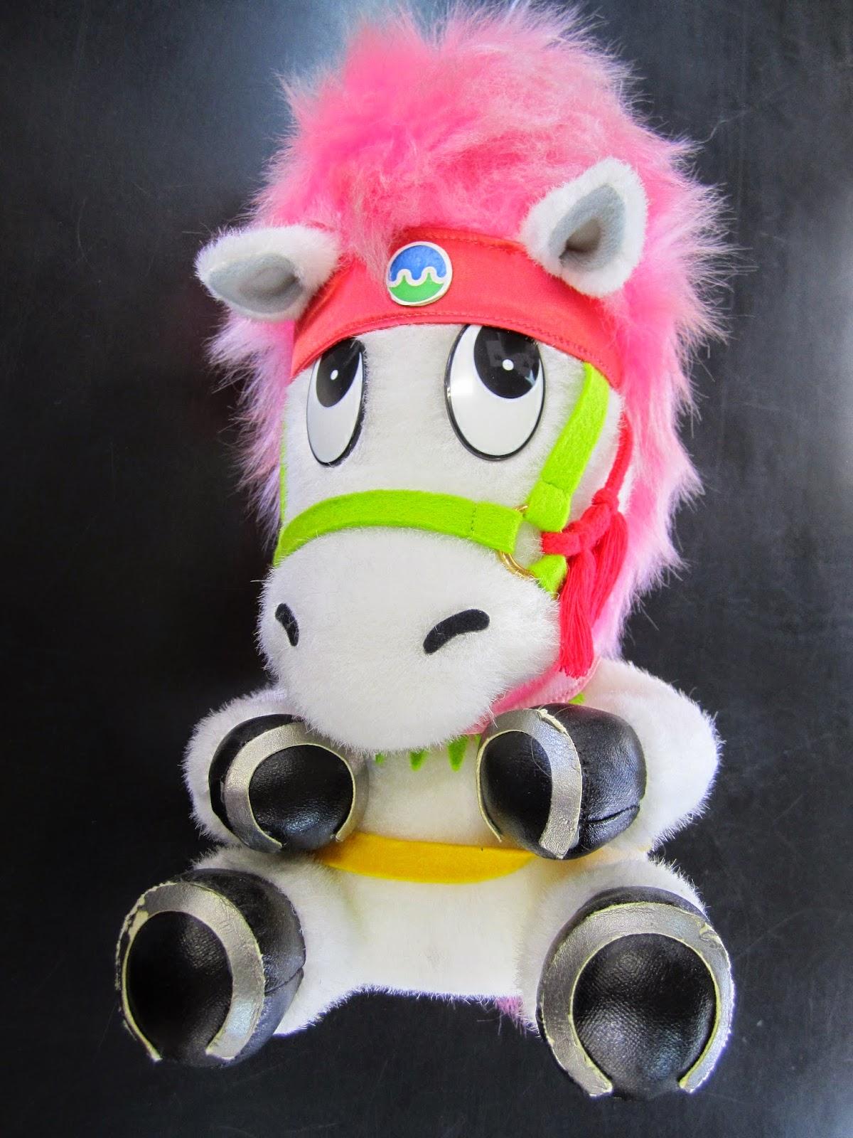 Komatsu-Kun Towada Mascot Character