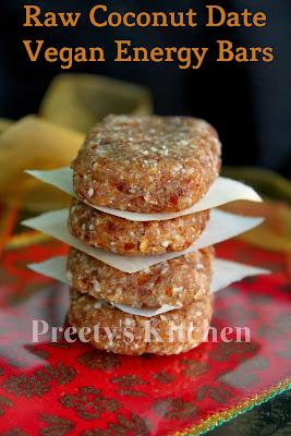 Preety S Kitchen 5 Vegan No Bake Christmas Sweet Treats