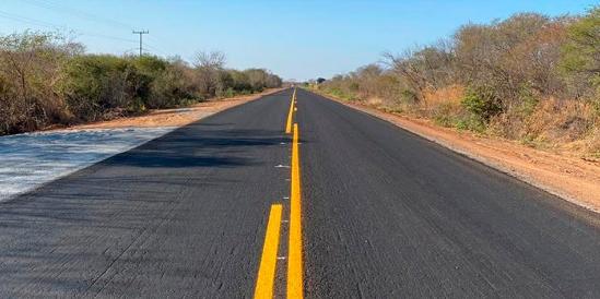 Bahia: Governador  anuncia que 35 Km da BA-160 entre Ibotirama e Bom Jesus da Lapa já foram recuperados